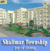 4 BHK flat for sale in Shalimar Township