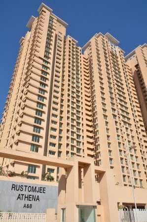 2 BHK Flat For Rent In Rustomjee Athena, Majiwada, Thane West