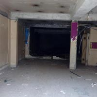 Approx 1700 sq.feet with 20 feet front commercial showroom at model town