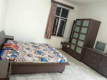 2bhk fully furnished house available for rent at model town extension.