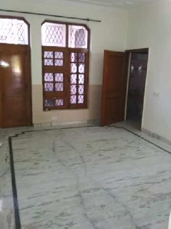 2bhk first floor well built house at model town extension.