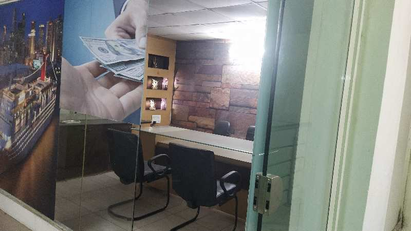 600 sq feet furnished office space at model town