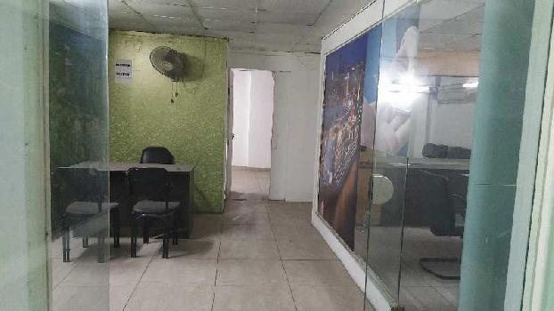 650 sq feet commercial furnished office space available at model town ludhiana.