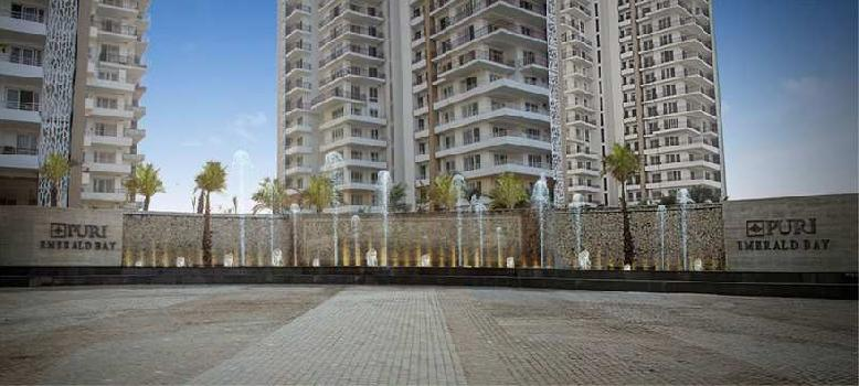 3 BHK Apartment For Sale In Puri Emerald Bay