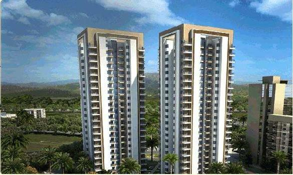 3 BHK Apartment For Rent In Adani M2K Oyster Grande