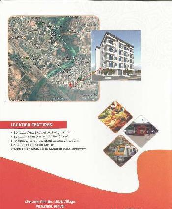 1 BHK Flats & Apartments for Sale in Panvel, Navi Mumbai