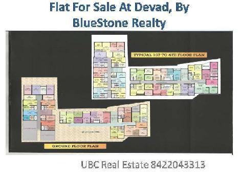 1 BHK Flats & Apartments for Sale in New Panvel, Navi Mumbai