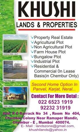 3600 Sq ft  Individual House for Sale in Khandala, Pune