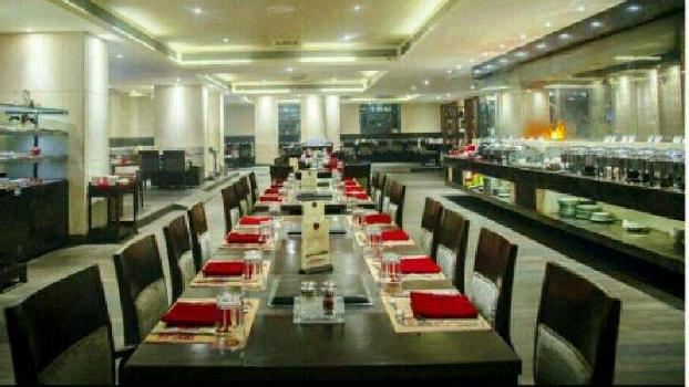 7500 SQFT CARPET  RUNNING RESTAURANT - LOUNGE  at RENT Rs 13 Lacs