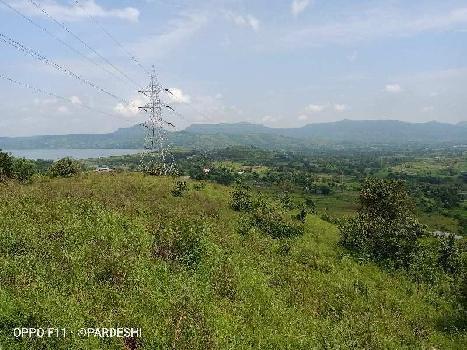 18 GUNTHA PAWANA DAM VIEW PLOT for SALE at PAWANA-LONAVALA for Rs 55 LACS