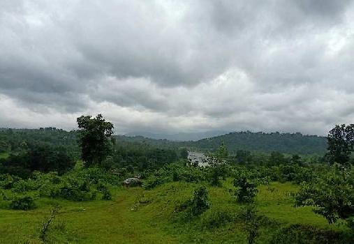5 ACRES RIVER VIEW NA PLOT at KARJAT On MURBAD HIGHWAY at Rs 28 Lacs Per ACRE