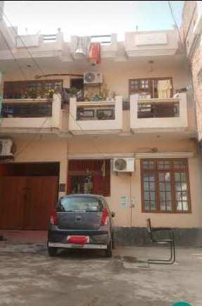 Individual house in sec G near power house Chauraha, LDA, Lucknow.