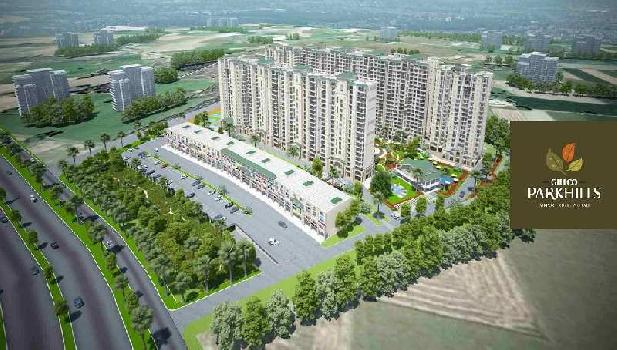 2 BHK Flats & Apartments for Sale in Sector 126, Mohali
