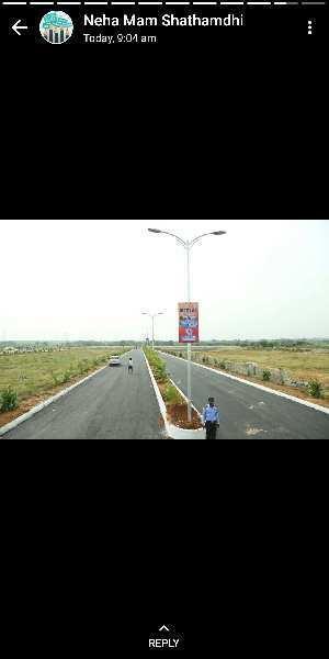 Residential Plot For Sale In Shamshabad, Hyderabad