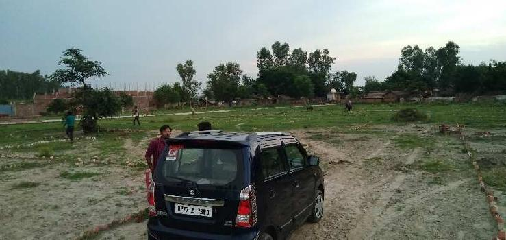 residential plots with dakhil kharij on road plots on ganga bairaj