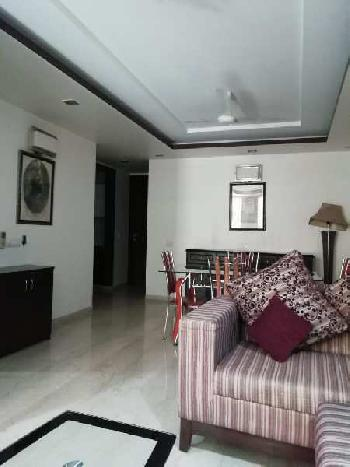 Fully furnished 3 BHK 2nd Floor with lift for Sell @ Rs. 3.25Cr.