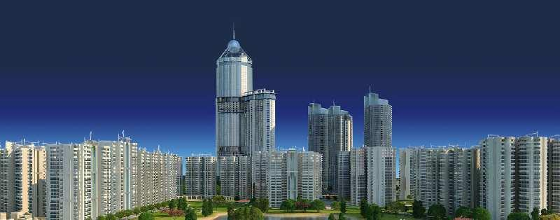 2 BHK Apartments in Supertech Capetown, Noida@ Rs. 53 Lac