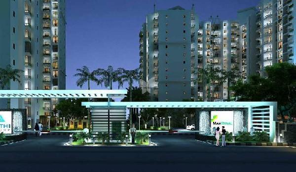 3 BHK Apartment 1250 Sq. ft. in Seth Max Royal, Noida@ Rs. 66Lac