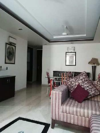 Fully furnished 3 BHK 2nd Floor with lift in Hem @ Rs. 80 K