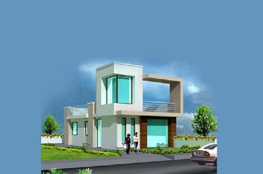 2 BHK Luxury Villas for Sale in Prime Location of Dehradun@ Rs. 65 Lac.