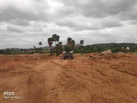 hmda approved plots at ankushapur
