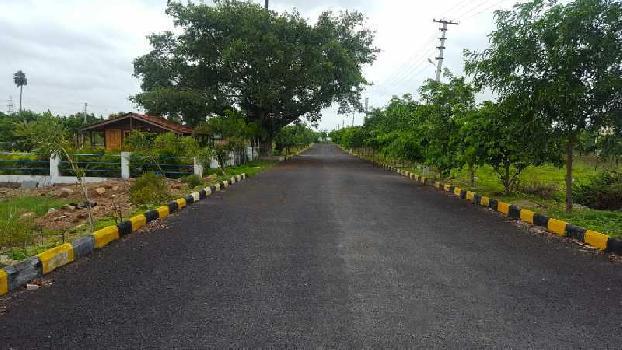 well devloped hmda plots near ace college ghatkesar