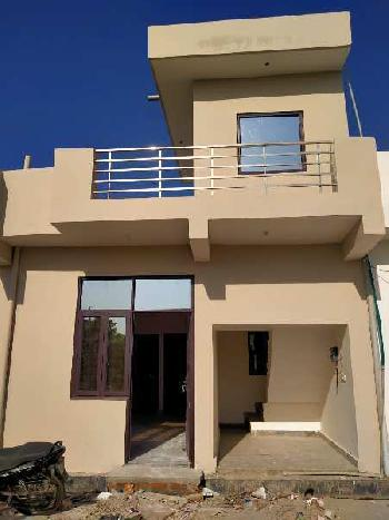 2bhk ready to move independent villa two sided