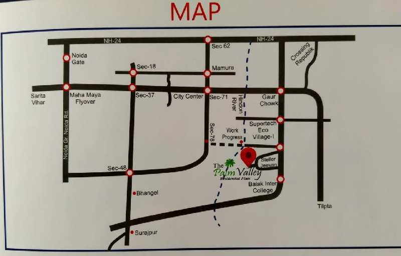 100 Sq. Yards Residential Plot for Sale in Noida Extension, Noida