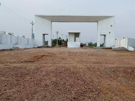 Residential Plots in Nandanavanam Satvika