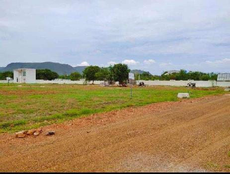 Gated community Plots at Duvvada