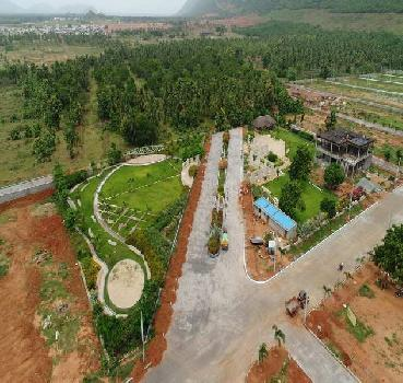 Residential plots for sale at Achuthapuram