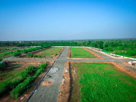 VUDA Residential Plots Beside NH-16