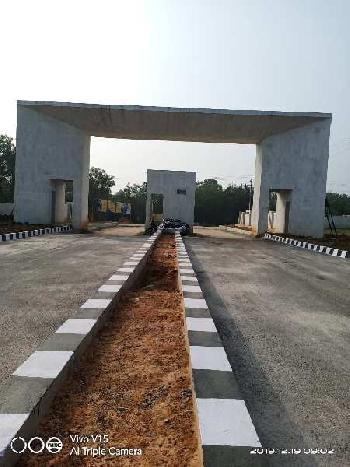 167 Sq. Yards Residential Plot for Sale in Duvvada, Visakhapatnam