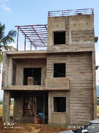 Duplex Villa for sale at Duvvada Sabbavaram road