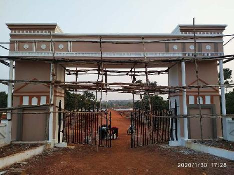 Alluris nandanavanam residential VUDA Approved plot for sale at dakamarri