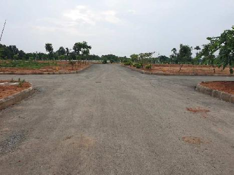 nandanavanam subhaprada residential VUDA Approved plot for sale at tagarapuvalasa