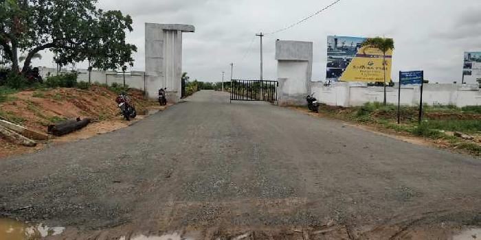 NANDANAVANAM SUBHAPRADA RESIDENTIAL VUDA APPROVED PLOTS  FOR  SALE AT TAGARAPUVALASA