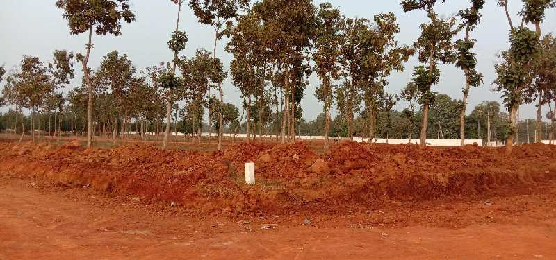 RESIDENTIAL VUDA APPROVED OPEN PLOTS FOR SALE AT ATCHUTAPURAM