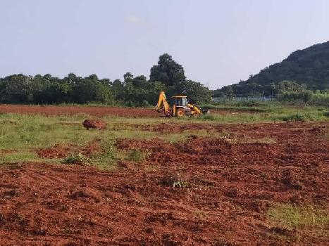 EXCELLENT MEGA GATED COMMUNITY VUDA APPROVED LAYOUT FOR SALE AT ATCHUTHAPURAM