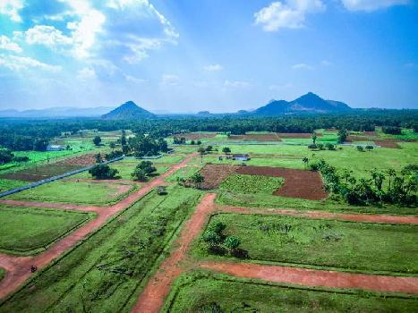 NANDANAVANAM RESIDENTIAL VUDA APPROVED PLOTS FOR SALE AT  DAKAMARRI