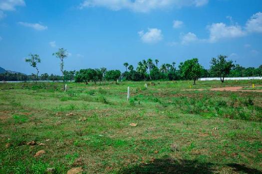 NANDANAVANAM RESIDENTIAL VUDA APPROVED PLOTS FOR SALE AT  DAKAMARRI