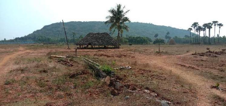NANDANAVANAM  RESIDENTIAL  VUDA APPROVED OPEN PLOTS  FOR SALE AT  ATCHUTHAPURAM WITH BEST AMENITIES