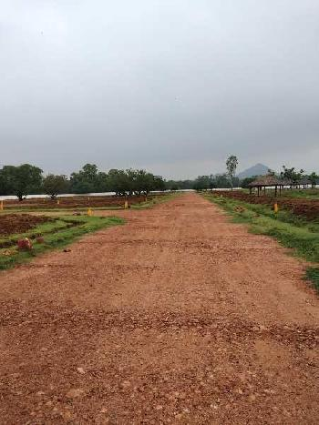 nandanavanam residential VUDA Approved mega gated community layout for sale at atchuthapuram