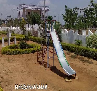 NANDANAVANAM 1 RESIDENTIAL VUDA APPROVED OPEN PLOTS FOR  SALE AT ANANDAPURAM  DORATHOTA ROAD TO BHEEMILI ROAD