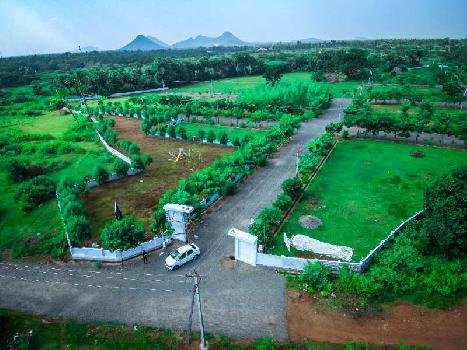 NANDANAVANAM 3 RESIDENTIAL VUDA APPROVED OPEN PLOTS FOR SALE AT TAGARAPUVALASA