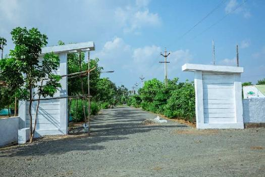 NANDANAVANAM 3 RESIDENTIAL VUDA APPROVED OPEN PLOTS FOR SALE AT TAGARAPUVALASA