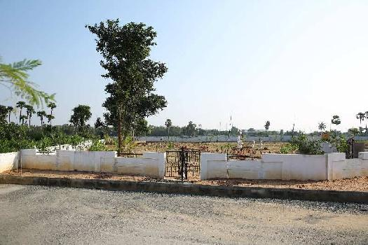 NANDANAVANAM -3 RESIDENTIAL VUDA APPROVED PLOTS FOR SALE AT REVIDI WITH DEVELOPMENTS