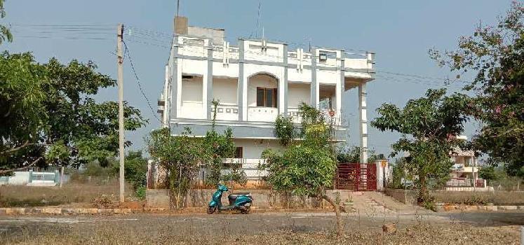 nandanavanam -1 residential VUDA Approved plot for sale at anandapuram dorathota road to bheemili