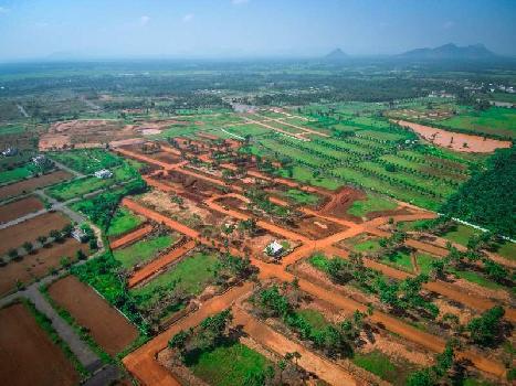 ALLURIS NANDANAVANAM RESIDENTIAL VUDA APPROVED OPEN PLOTS FOR  SALE AT DAKAMARRI  OPP RAGHU ENGG COLLEGE