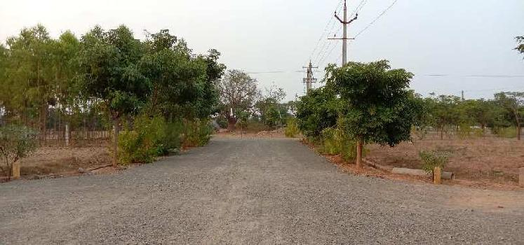 NANDANAVANAM  -3 RESIDENTIAL VUDA APPROVED OPEN PLOTS FOR SALE AT TAGARAPUVALASA